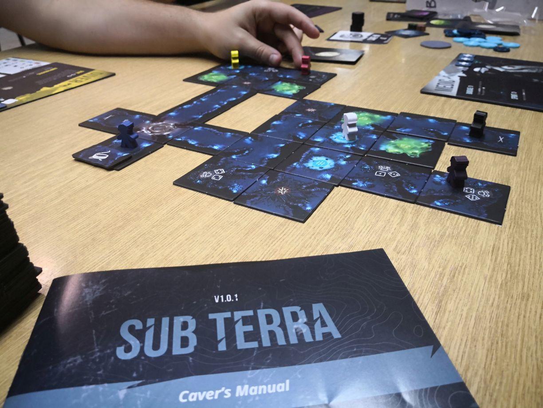 Sub Terra - naši spelolozi su u ovom trenutku još imali šanse preživjeti