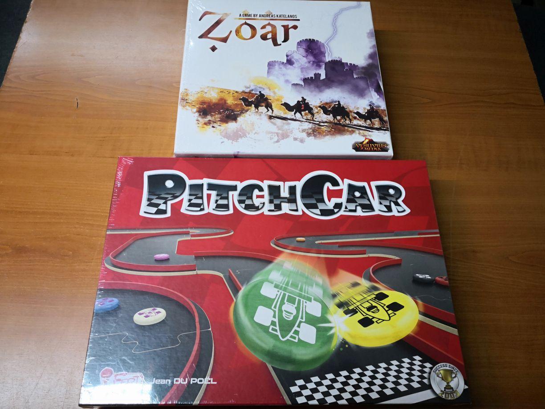 pokloni klubu - Zoar i PitchCar