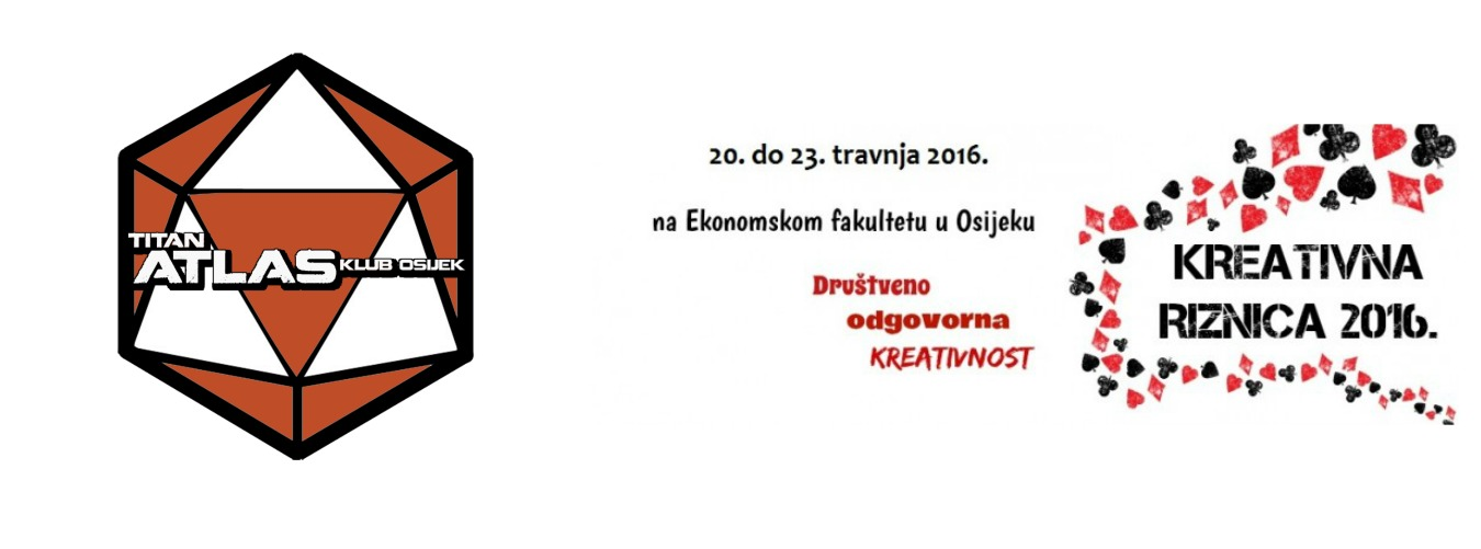 Legend of the Titans – predavanje i radionica na Kreativnoj riznici 2016.