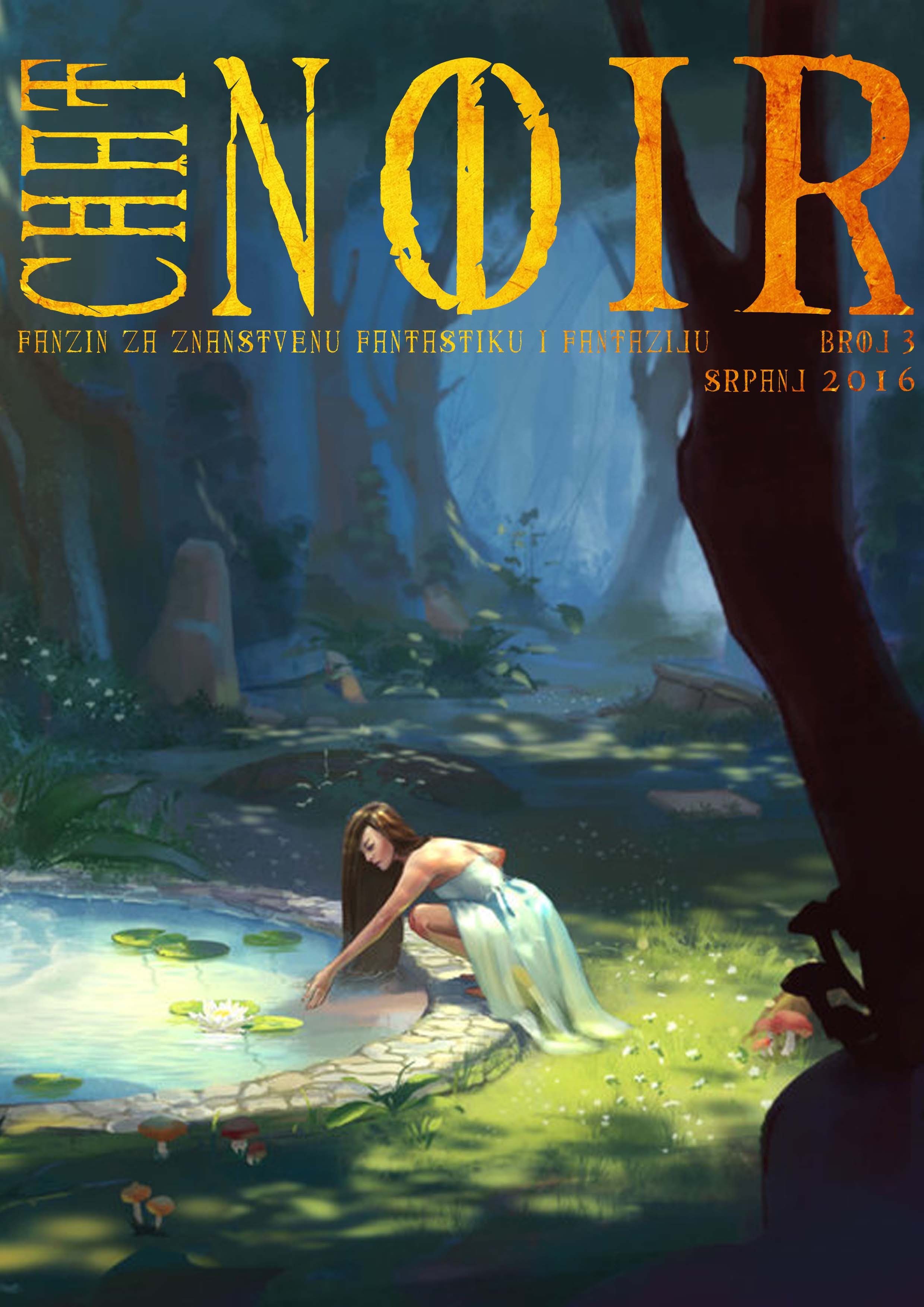 Chat Noir je nominiran za najbolji europski fanzin