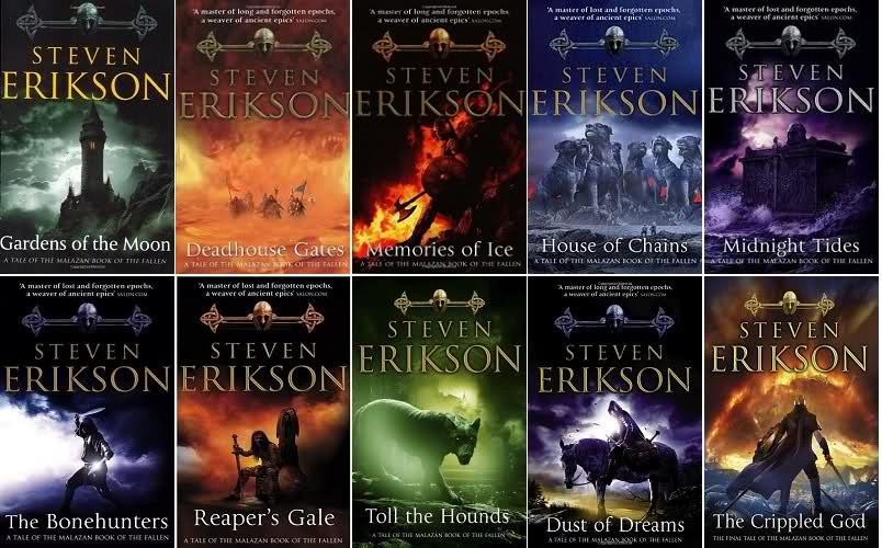 Prijedlog za čitanje četvrtkom – Malazan Book of the Fallen