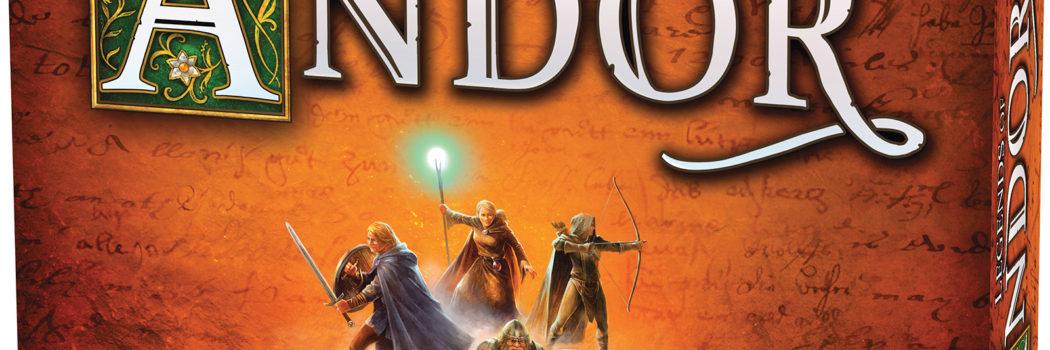 Igra na dan – Legends of Andor