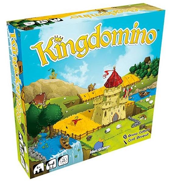 Igra na dan – Kingdomino