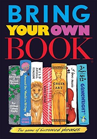 Igra na dan – Bring Your Own Book