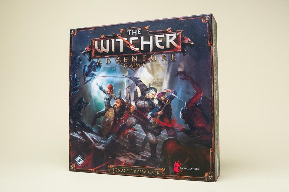 Igra na dan – The Witcher Adventure Game