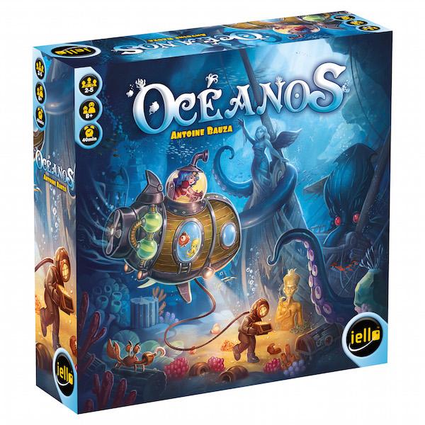 Igra na dan – Oceanos