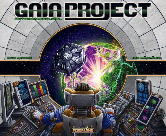 Igra na dan – Gaia Project