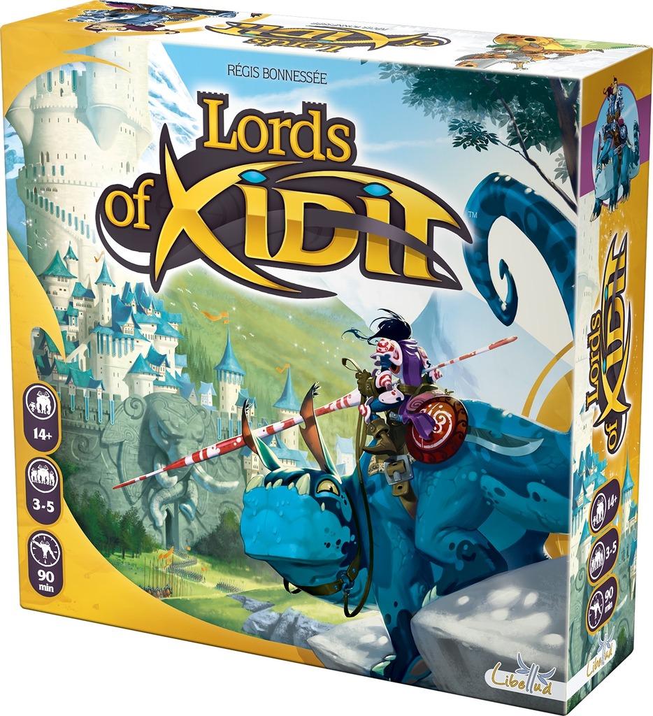 Igra na dan – Lords of Xidit