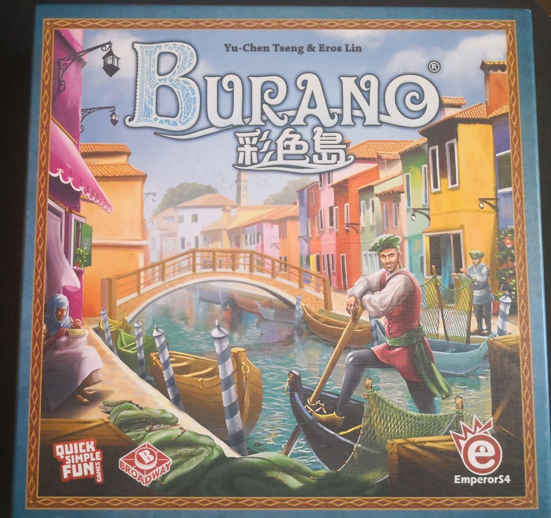 Igra na dan – Burano