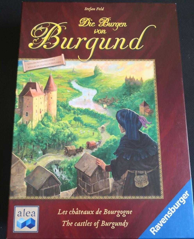 Igra na dan –  The Castles of Burgundy