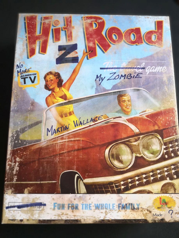 Igra na dan – Hit Z Road