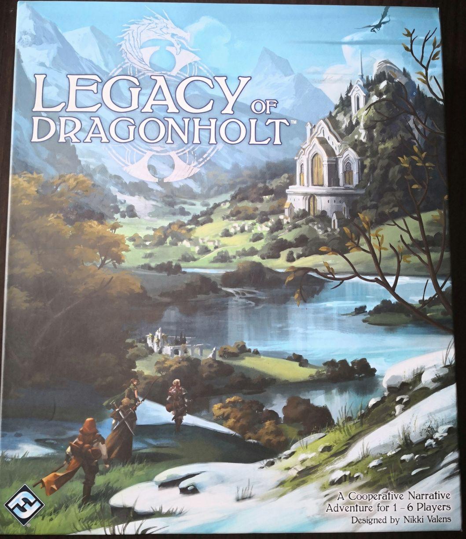 Igra na dan – Legacy of Dragonholt