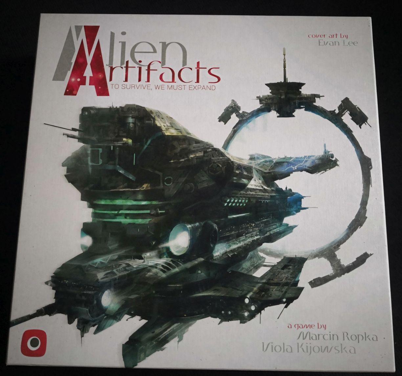 Igra na dan – Alien Artifacts