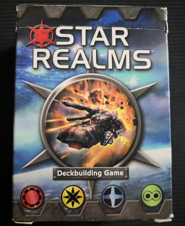 Igra na dan – Star Realms
