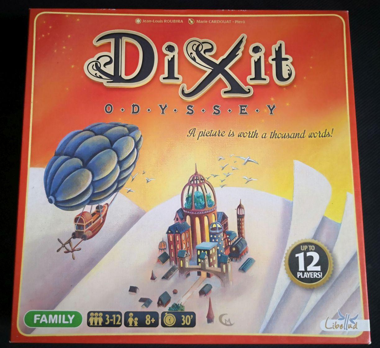 Igra na dan – Dixit Odyssey