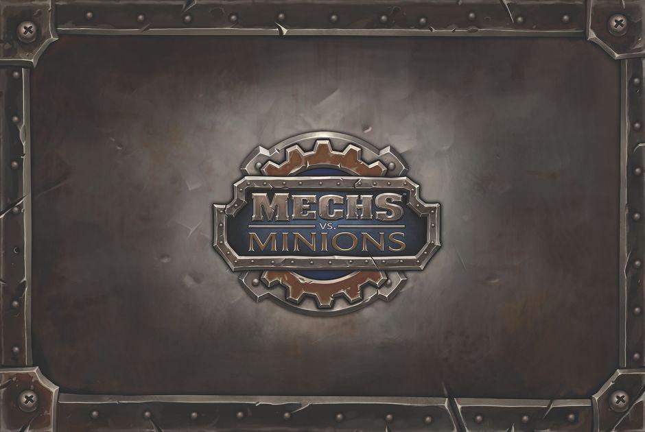 Igra na dan –  Mechs vs. Minions