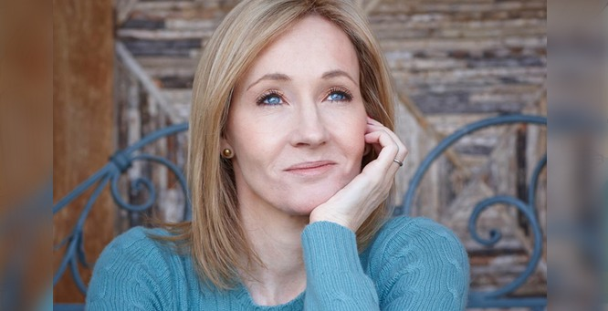Sretan rođendan J. K. Rowling!
