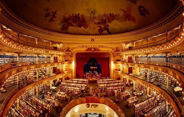 Knjižara iz bajke