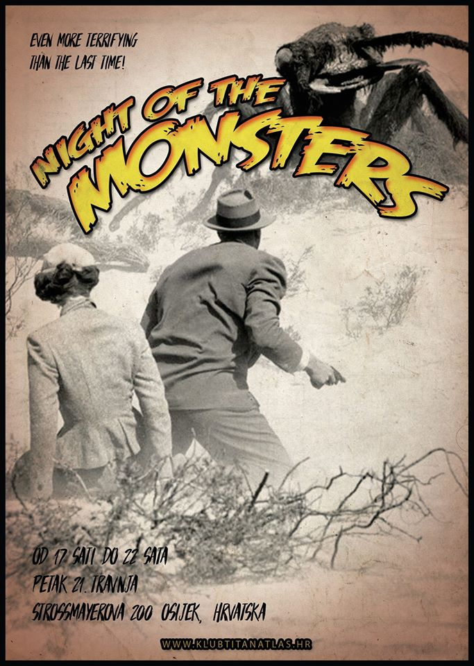 Night of the Monsters