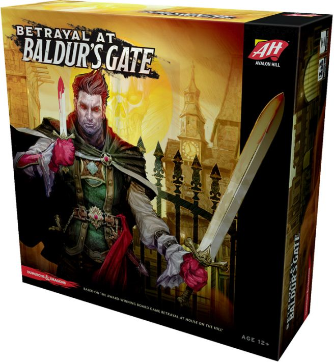 Igra na dan – Betrayal at Baldur's Gate