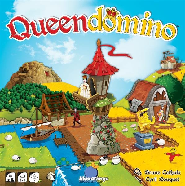 Igra na dan – Queendomino