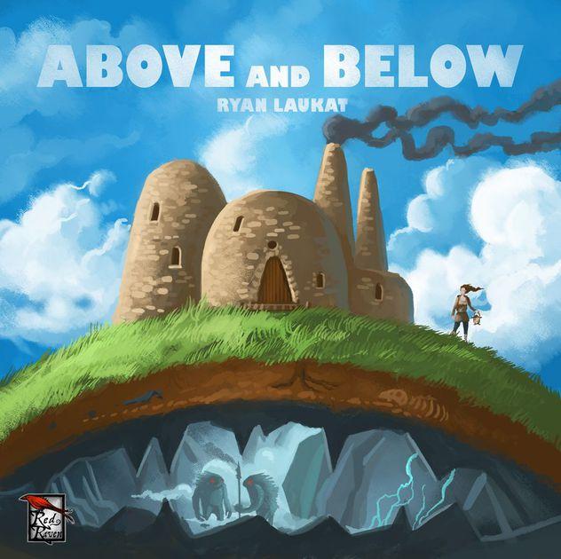 Igra na dan – Above and Below