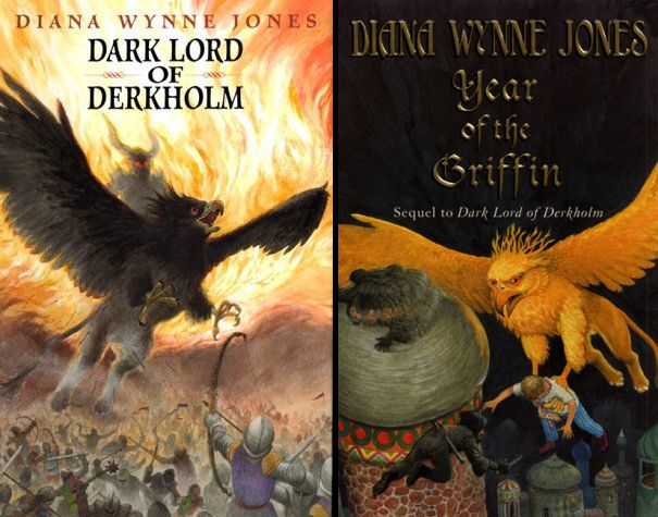 Knjige s naše police – Dark Lord of Derkholm