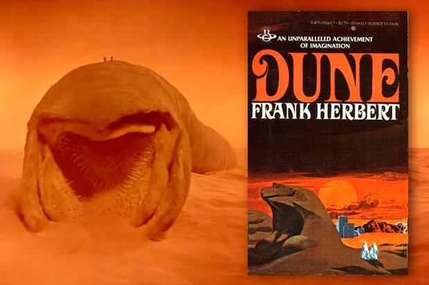 Knjige s naše police – Dune