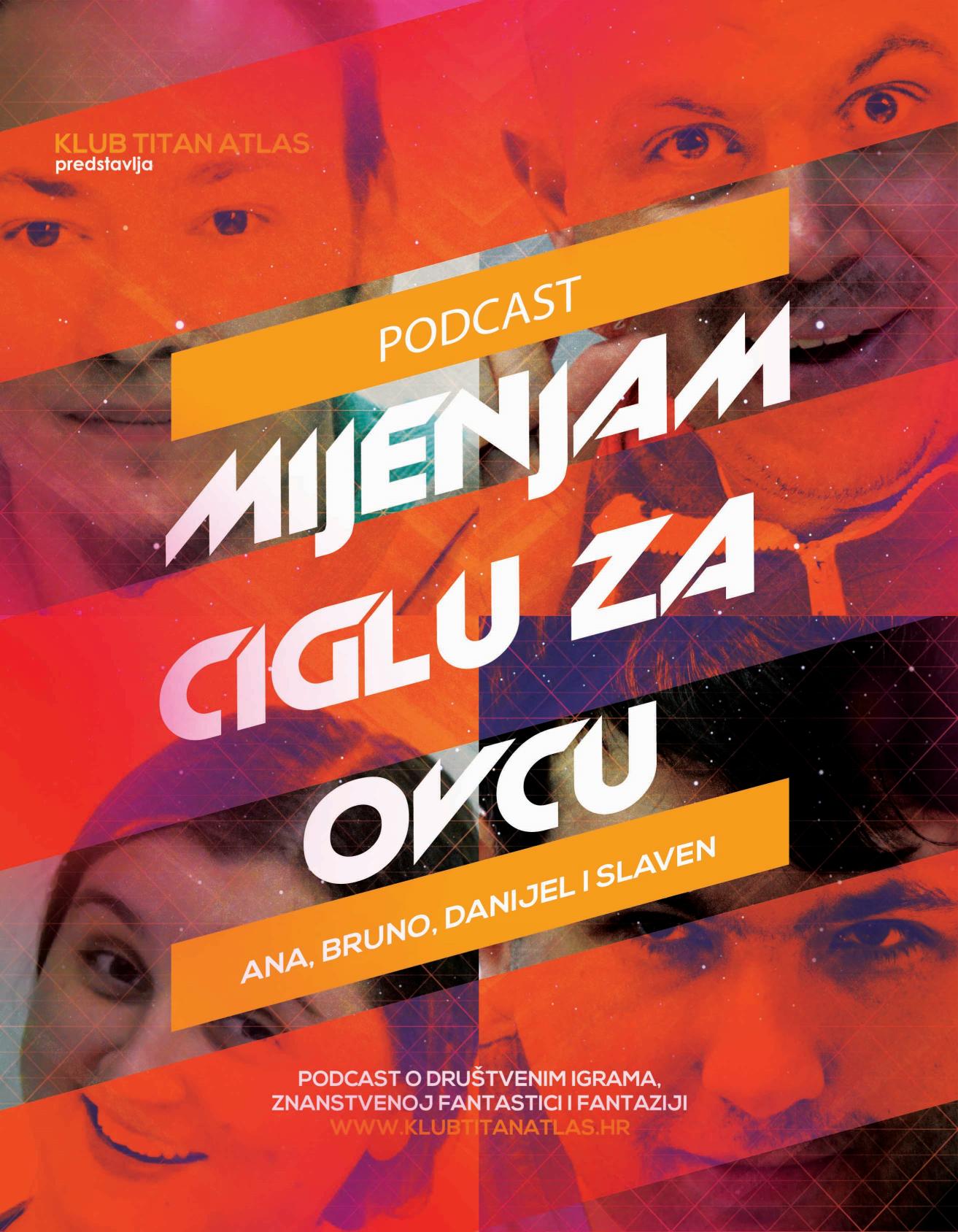 Podcast – Mijenjam ciglu za ovcu – Epizoda 6