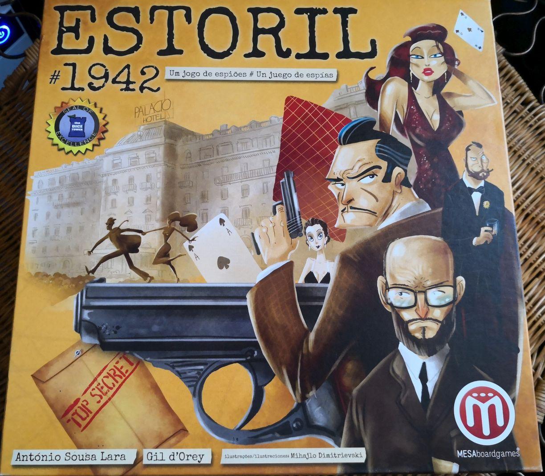 Igra na dan –  City of Spies: Estoril 1942