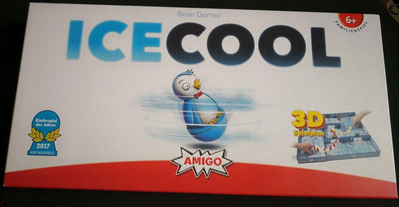 Igra na dan – IceCool