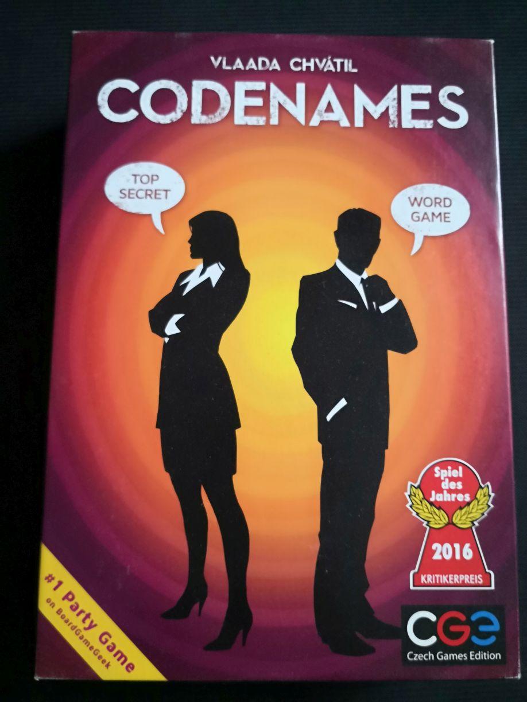Igra na dan – Codenames