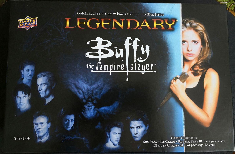 Igra na dan – Legendary: Buffy The Vampire Slayer