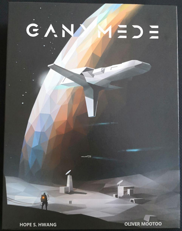 Igra na dan – Ganymede