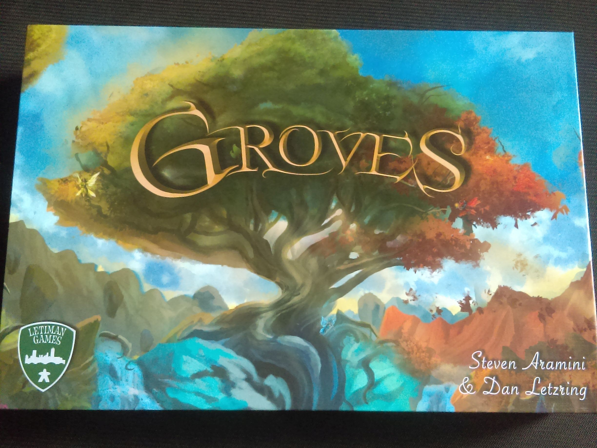 Igra na dan – Groves