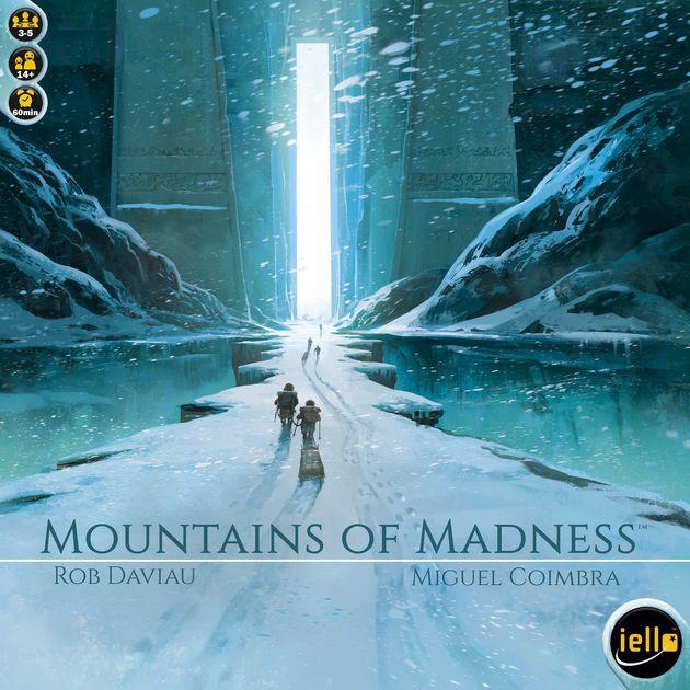 Igra na dan –  Mountains of Madness